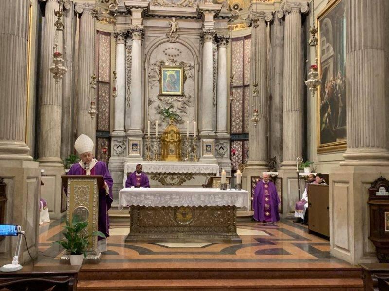 EMERGENZA CORONAVIRUS | Domenica 1° marzo la Santa Messa con l'Arcivescovo su Radio Spazio, Telefriuli e sul web
